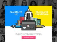 Salesforce UX - Student Portfolio Competition