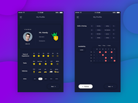 User Profile Exploration