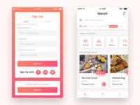 Vamosla Restaurant App