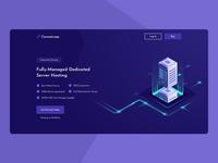 Canvas Loop Website Header