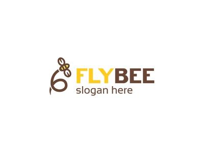 Fly Bee Logo