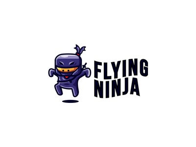 Flying Ninja Logo
