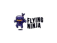 Flying Ninja Logo
