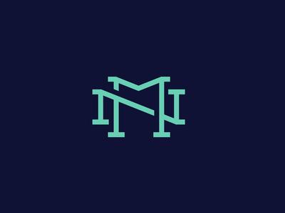 MN / NM  Monogram logo