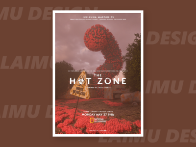 《The Hot Zone》Scene poster