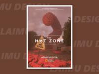 《The Hot Zone》Scene poster