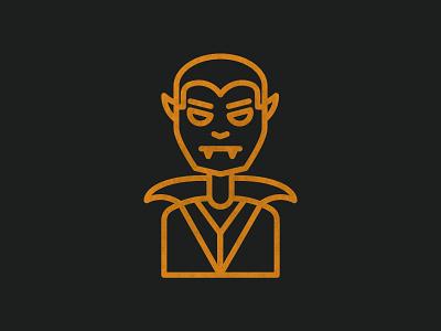 Dracula - Halloween 002 dracula halloween illustration icons vector design