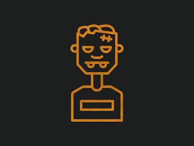 Zombie - Halloween 004 zombie icon set logo halloween illustration icons vector design