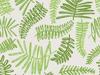 Greenery - Palm Leaves