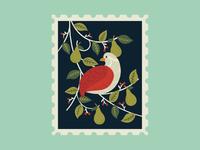 Partridge in a pear tree