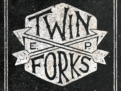 Twin Forks EP Artwork