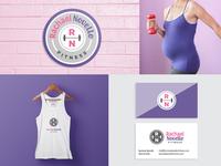 Rachael Novello Fitness Logo
