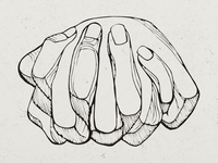 Clenched Hands