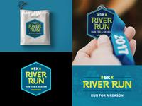 River Run Logo Update