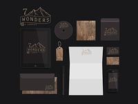 7 Wonders logo used on stationery