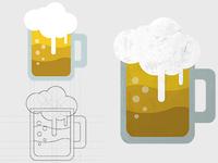 Beer process