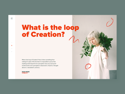 The Loop Of Creation