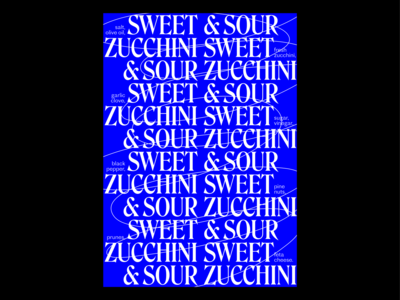 poster#007 blue electric serif font serif typography graphic graphic design poster design poster design