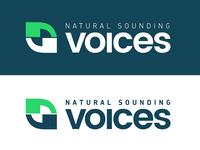 Logo // Natural Sounding Voices