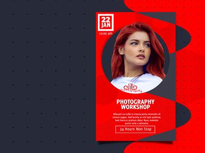 Elite Photography Branding graphic design brand identity advertising branding logo