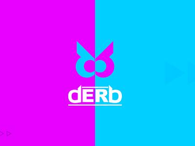 Derb Logo illustration ui logo design typography typography logo mark icon brand identity branding logo