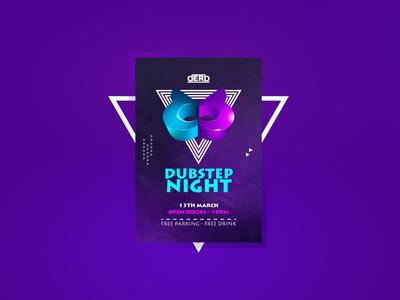 Derb Poster vector flyer cmyk print poster icon logo branding