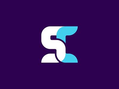 Stream Couple Logo minimalistic minimalist logo design contemporary identity mark brand identity icon logo branding