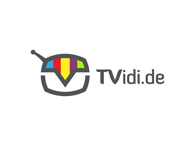 Tvidi de illustration minimalist typography logo smart minimalistic contemporary logo logo design brand identity branding