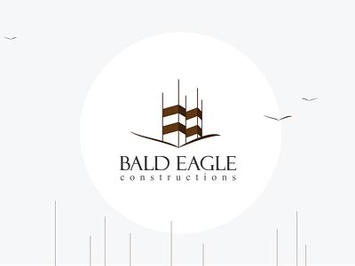 Constructions company logo design illustration typography logo smart icon minimalist contemporary minimalistic logo design brand identity logo branding