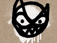 GLACIER CAT DRIP ICON