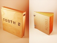 TOOTH FLUXUS BOX FORGERY