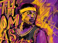NBA All Star Series: Isaiah Thomas