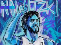 NBA All Star Series: Dirk Nowitzki