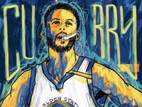 NBA All Star Series: Stephen Curry