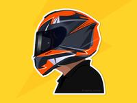 New helmet Avatar 2019