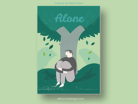 Alone and Self-Obsessed