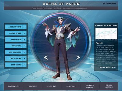Arena of Valor ao mobile aov