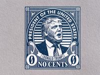 Trump Stamp (v.2)