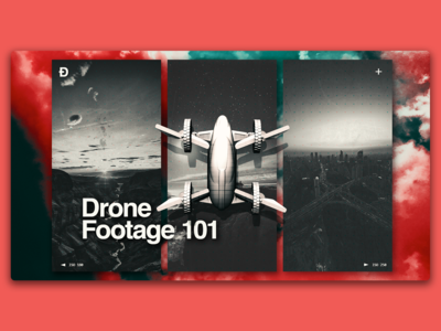 Drone Footage Interface
