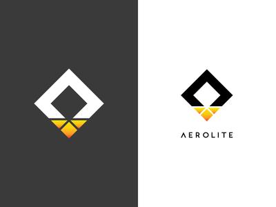 Daily Logo Challenge Day 1 - Aerolite Rocketship