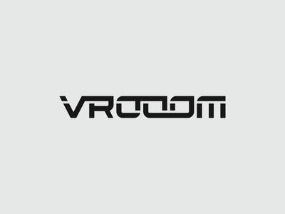 Vrooom - Daily Logo Challenge