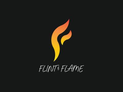 Flint & Flame - Daily Logo Challenge
