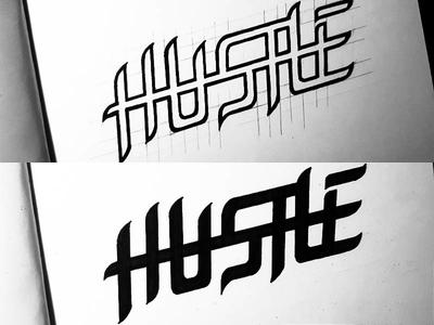 Hustle Logo