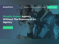 New Brand Design for ShopiPoint one of our friend