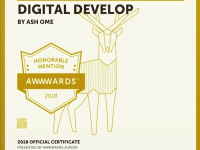 Digital Develop - A Creative Ecommerce & Branding Agency agency website landing page webpage branding ecommerce agency agency