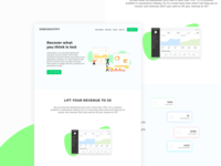 Landing Page Design for Checkoutify