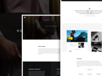 The Case Study Page Design