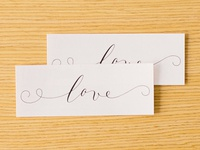 Love is now Tattly!