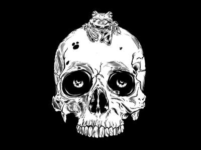 Skull&Frog