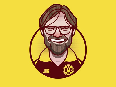 Borussia Dortmund Designs Themes Templates And Downloadable Graphic Elements On Dribbble